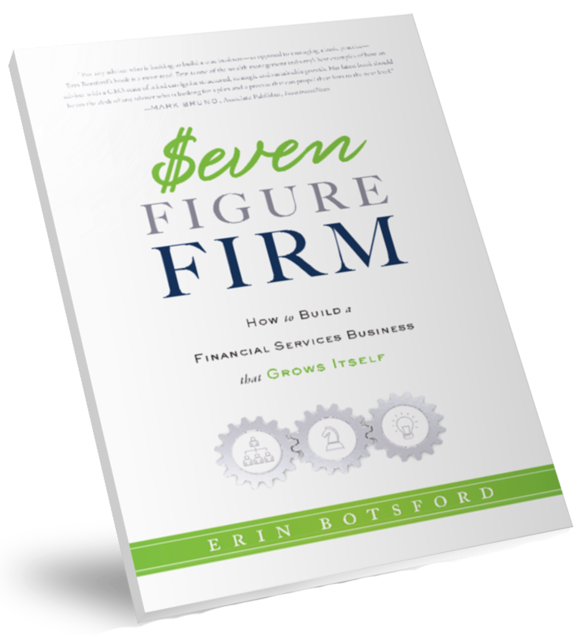 Seven Figure Firm Erin Botsford Financial Advisor Training